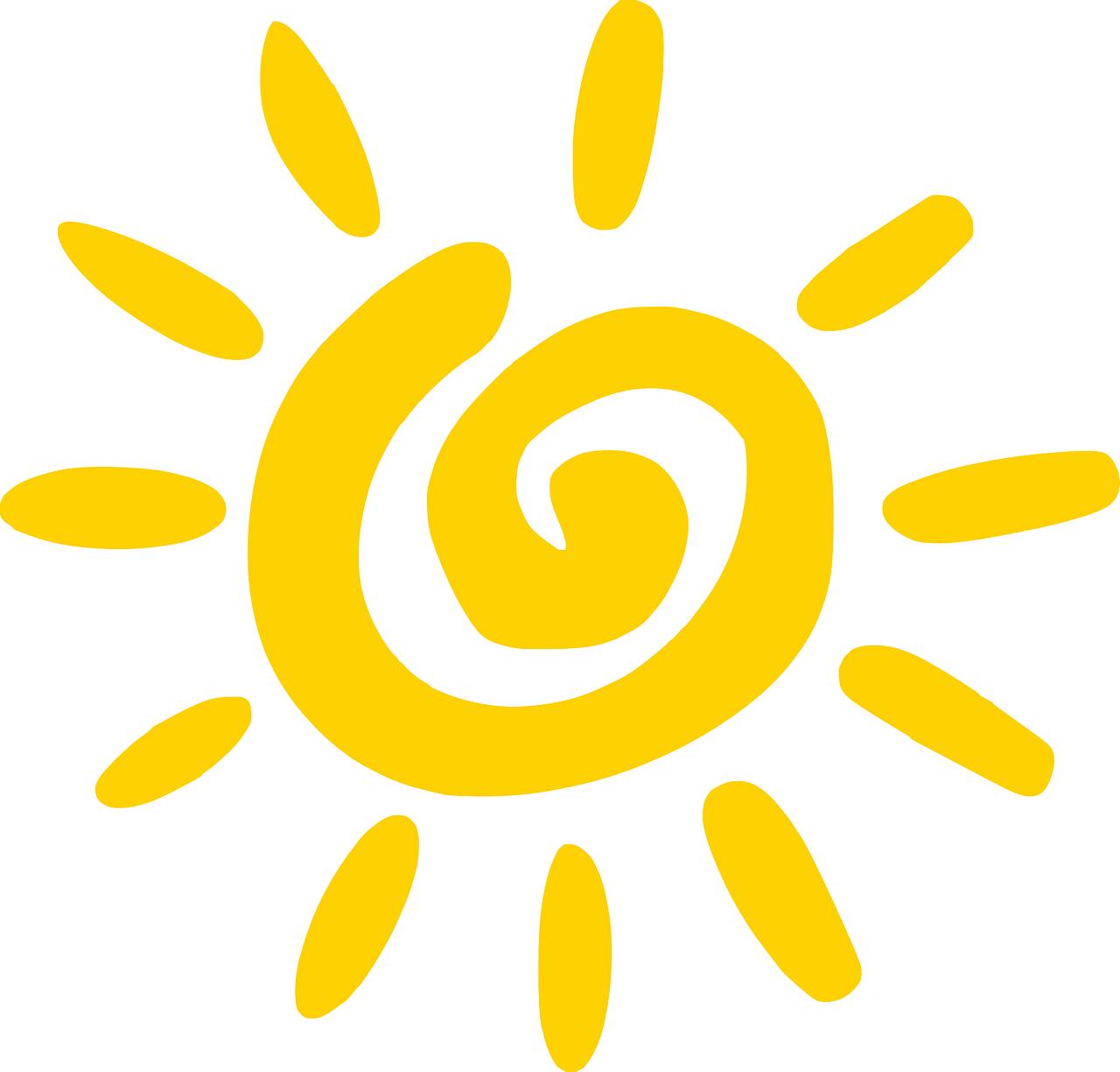 sun, sky, shine